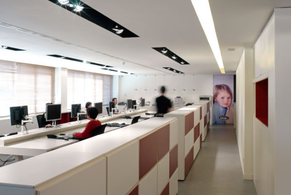 M+O Offices, Barcelona
