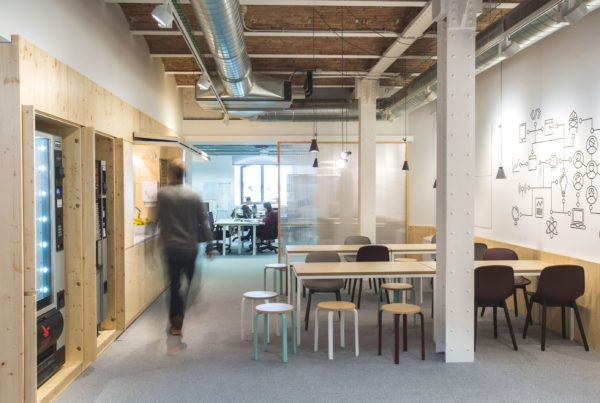 MOBILE WORLD CAPITAL Offices – mVentures Barcelona