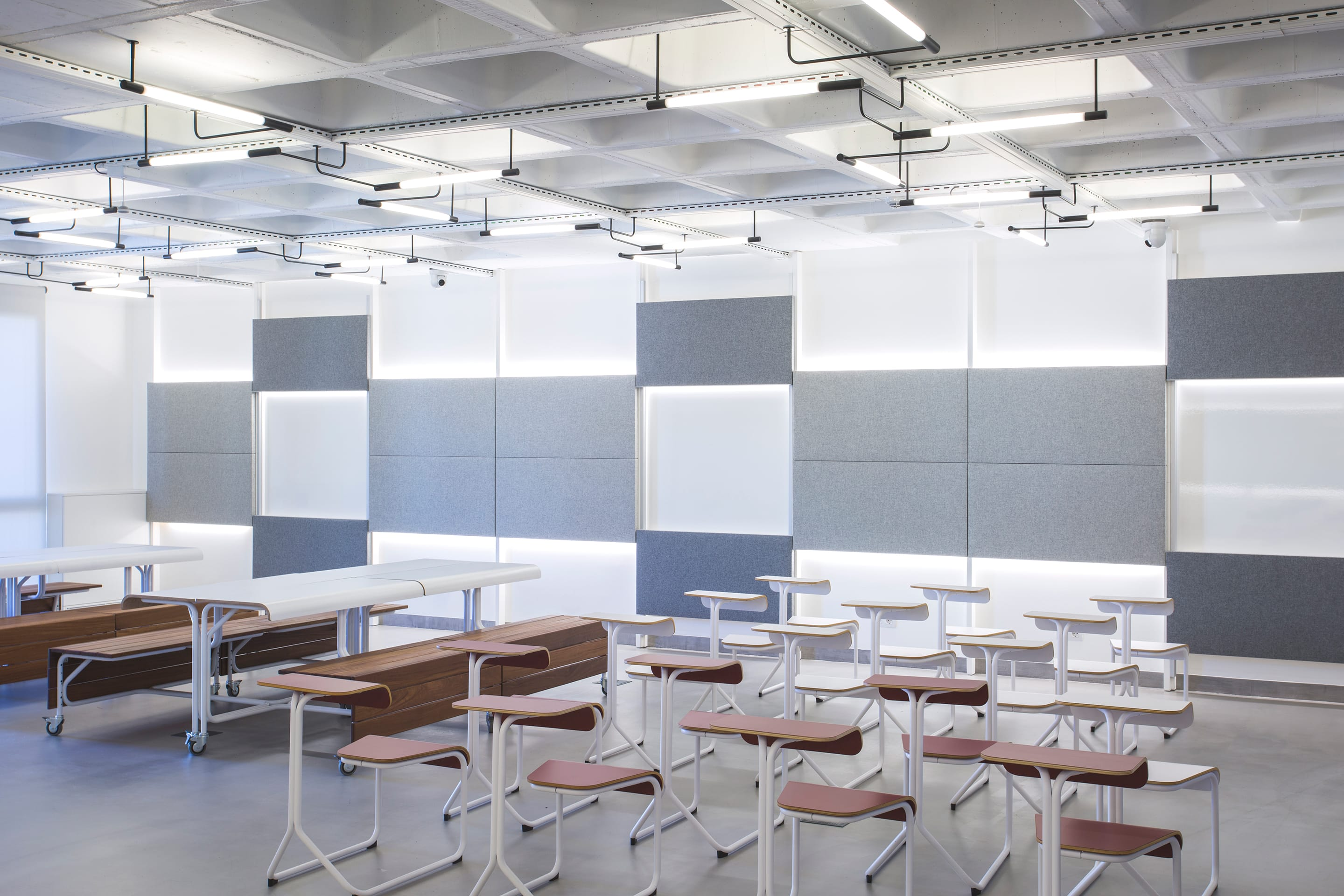 UPF Teaching Spaces, Barcelona School of Management