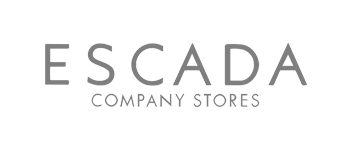 escada logo - deardesign studio