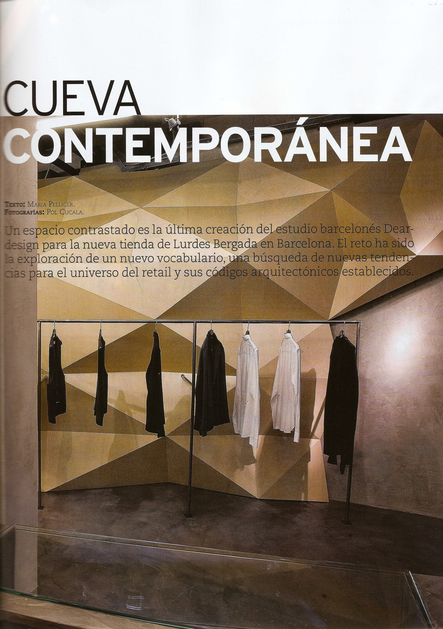 Lurdes Bergada by Proyecto Contract 61